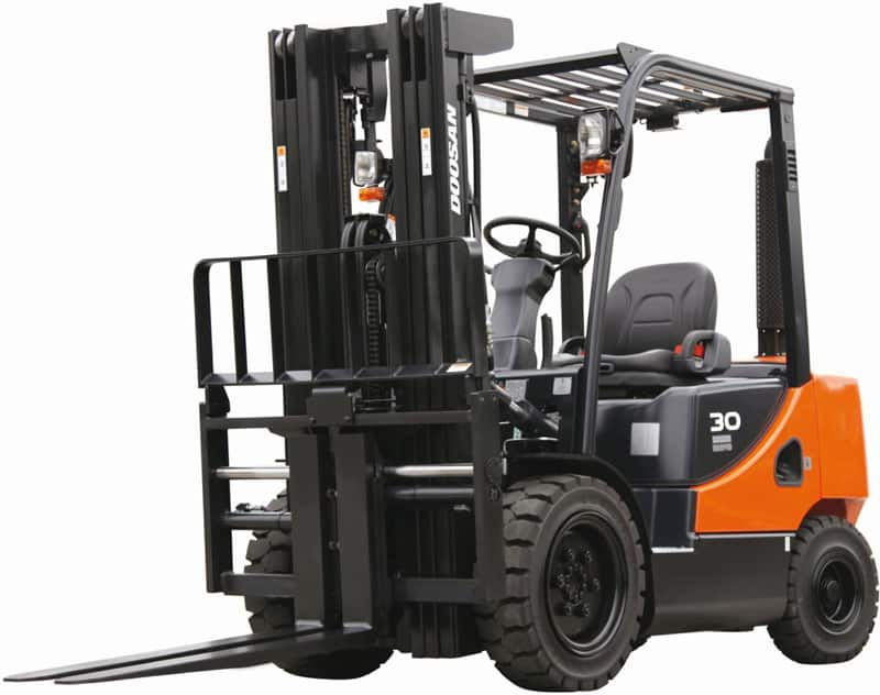 Doosan Forklifts for sale 2.0 3.5 tonne gas diesel 5